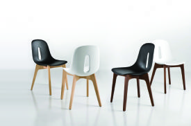 Bonn Wood Chairs